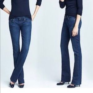 J. Crew Bootcut Stretch Jeans